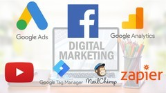 Complete Digital Marketing 6 in 1 Course with Growth Hacking