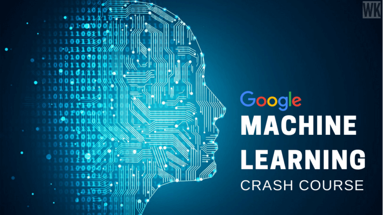 Google's Machine Learning Crash Course