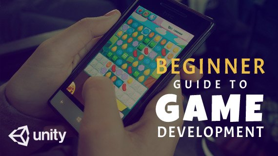 Beginner Guide to How to Make a Game with Unity