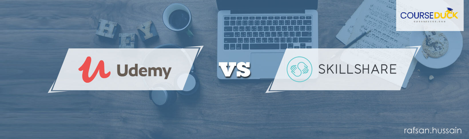 udemy vs skillshare
